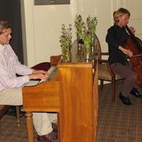 Astoria Music Festival at AGCC                                    Ilya Kazantsev (piano) & Sergey Antonov (cello)