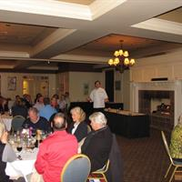 BUOY Beer Dinner: Chef Gehrett explains the food paired with the beer