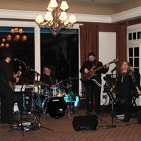 Big Bad Beat rocking the house on New Years Eve