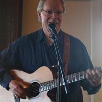 Legendary Singer/Songwriter, Danny O'Keefe performs at AGCC in July, 2017