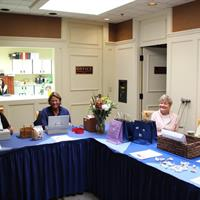2017 Ladies Member Guest Registration Team